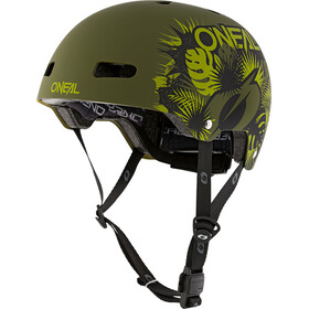 O'Neal Dirt Lid ZF Casque Bones, plant-green